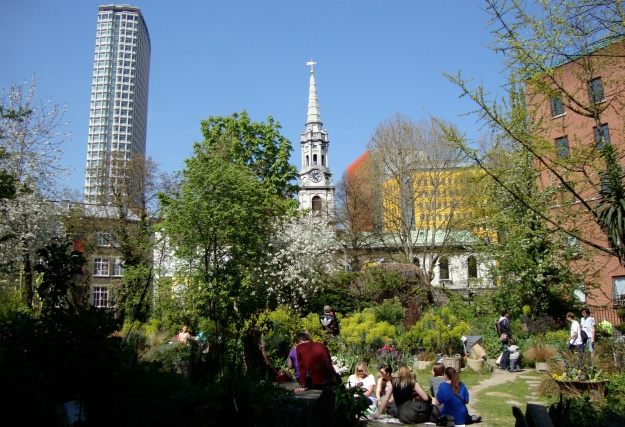 Phoenix Gardens, London